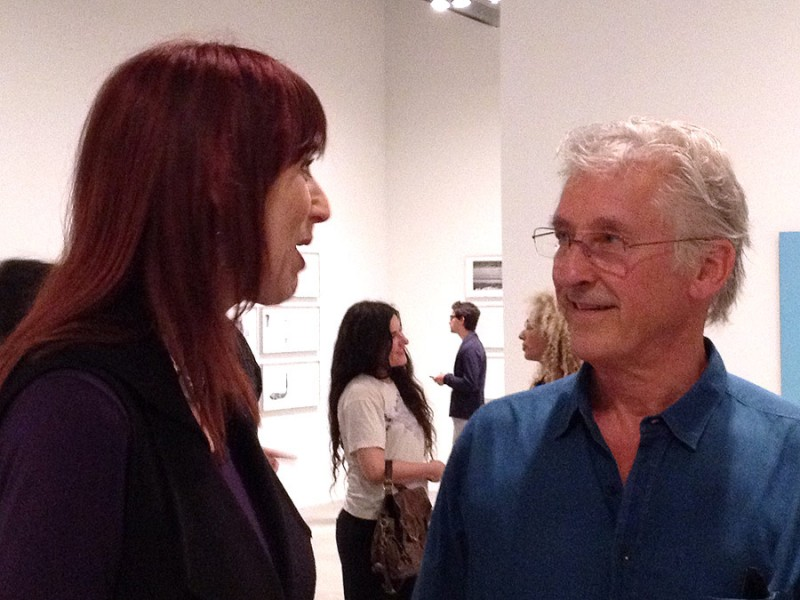 Ed Ruscha, Virginia Miller Discuss Southern California Artists at Museum of Contemporary Art