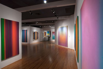 Leon Berkowitz: Cascades of Light, Paintings from 1965-1986