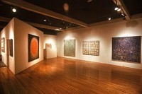 First time in the south: Richard Pousette-Dart's 1985 retrospective