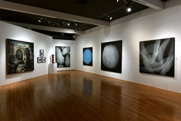 Divergent Illusions at ArtSpace Virginia Miller Galleries
