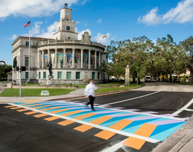 Energizing Art Abounds Around Coral Gables