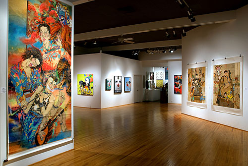 South Florida's First Exhibition Of Contemporary Chinese Neo-Pop Art